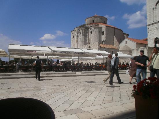 Mare Nostrum: le centre de Zadar