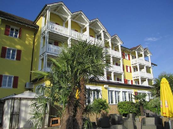 Hotel Himmelrich: Balcony rooms