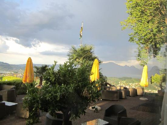 Hotel Himmelrich: Awesome View