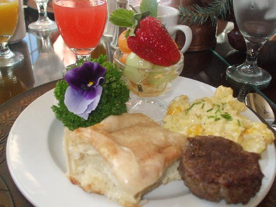 South Fork, Колорадо: What a breakfast!