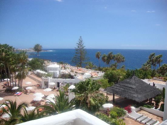 Desde la habitaci n photo de hotel jardin tropical for Le jardin tropical tenerife