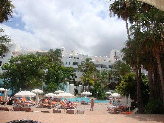 Hotel Jardin Tropical: Piscina