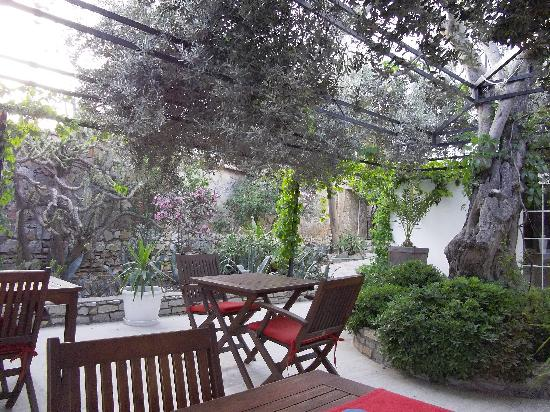 Hotel La Rosa: the resturant