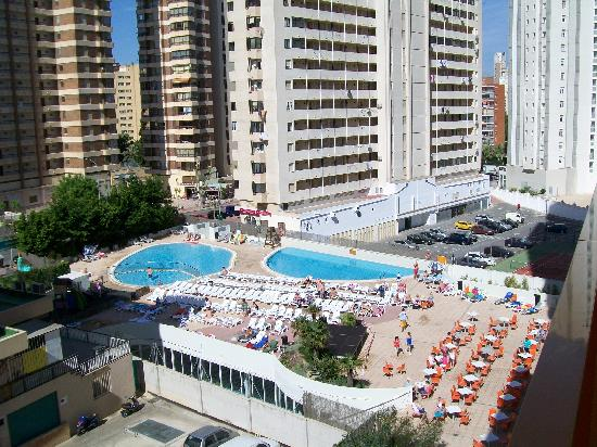 Dynastic Hotel Benidorm Reviews