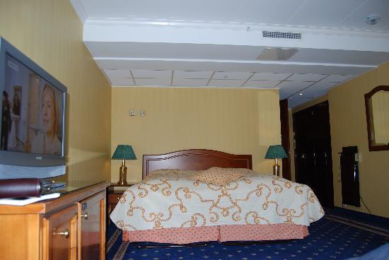 Lofthus, Norwegen: Doppelzimmer
