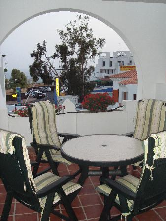 Regency Torviscas Apartments and Suites : Balcony