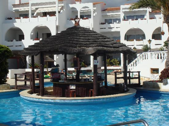 Regency Torviscas Apartments and Suites: Swim Up Bar
