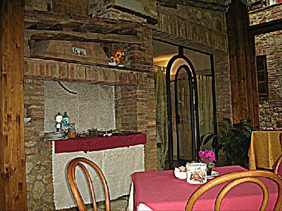 Agriturismo Ardene: Ardene interno sala