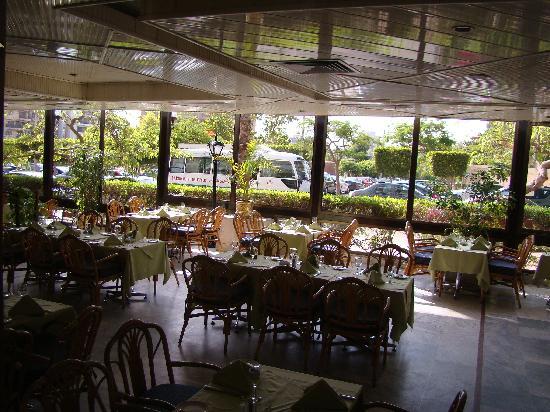 Baron Hotel Heliopolis Cairo: Restaurant
