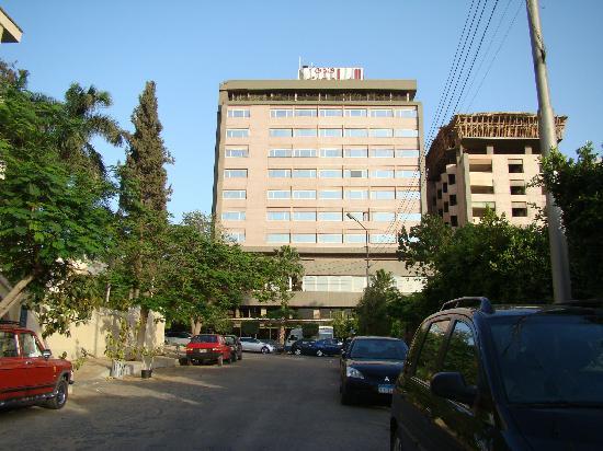Baron Hotel Heliopolis Cairo: Hotel