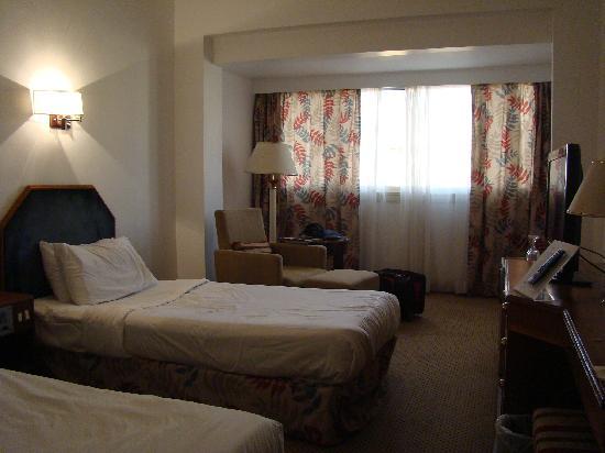 فندق بارول هليوبولس: Zimmer