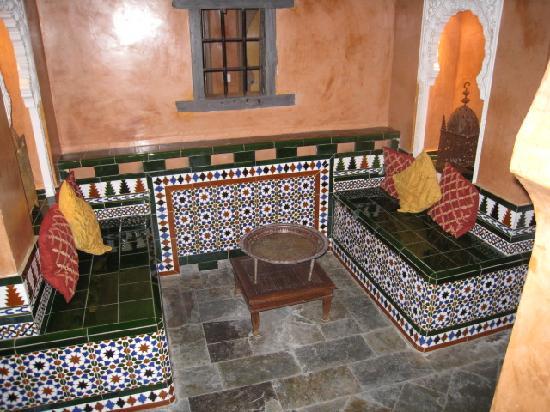 Manos Premier Hotel: amazing turkish spa