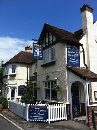 The Prince of Wales: The Pub