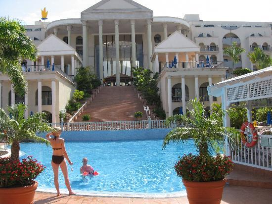 Hotel Bahia Princess Tenerife Picture Of Bahia Princess Tenerife Tripadvisor