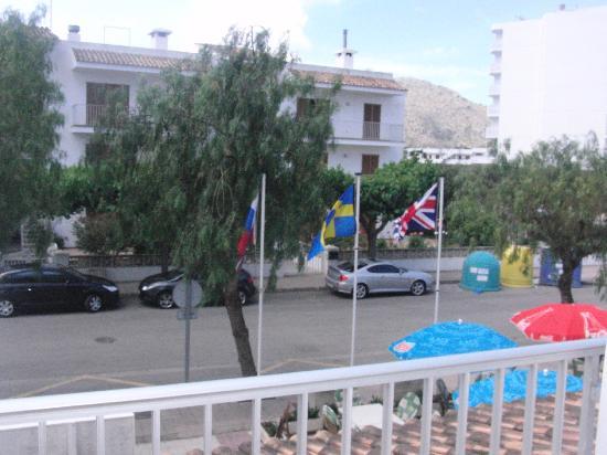 Apartamentos Ferrer Tamarindos: las vistas