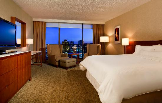 Westin Oaks Houston at the Galleria: King Room