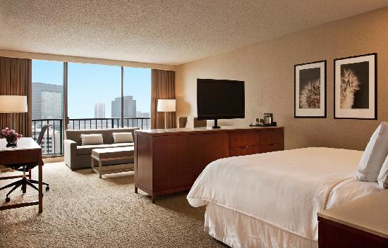 Westin Oaks Houston at the Galleria: Executive King Room