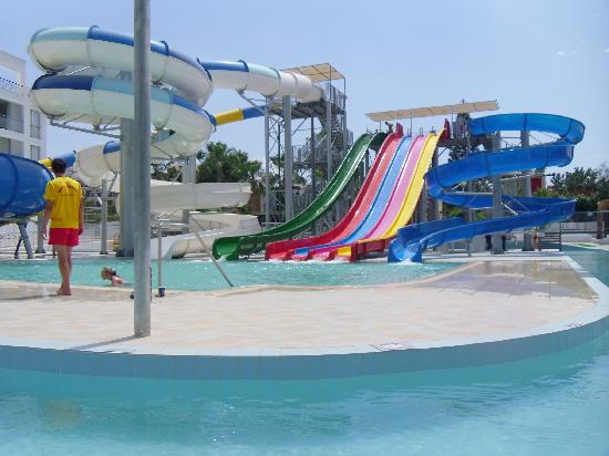 Anastasia Beach Hotel: new waterpark