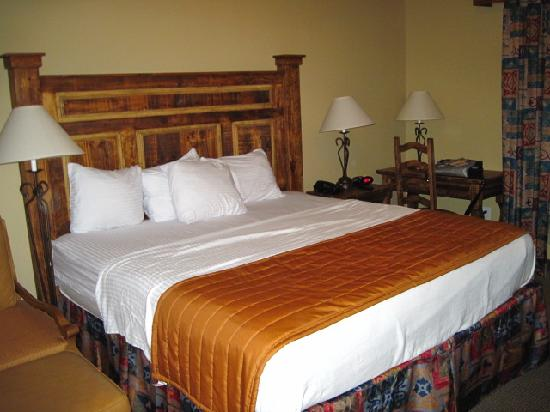La Hacienda Inn Alamodome/Riverwalk : Room