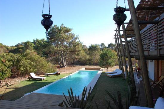Posada Arenas de Jose Ignacio : Terrace view