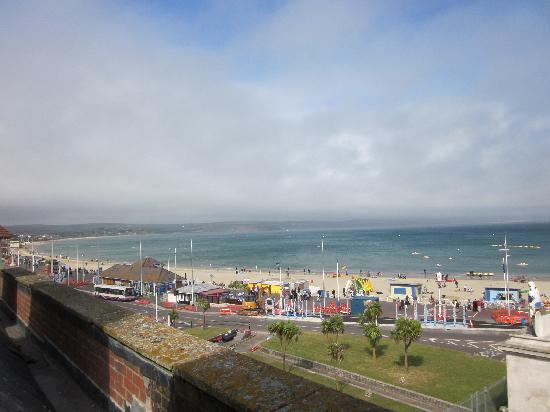B+B Weymouth: room with a view