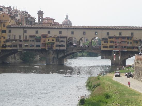 Florencia, Italia: Ponte Vecchio Bridge