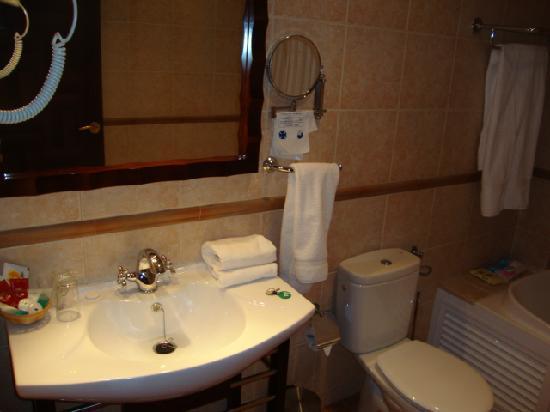 Hotel Dehesilla: habitacion