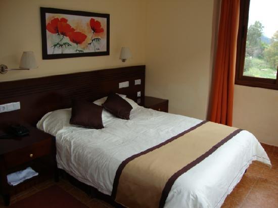 Hotel Dehesilla: habitación
