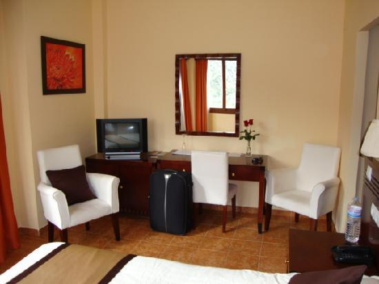 Hotel Dehesilla: hab