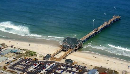 Jennette 39 s fishing pier nags head picture of obx for Nc fishing piers