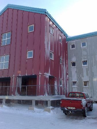 The Hotel - Picture of Thule Air Base, Qaanaaq - TripAdvisor