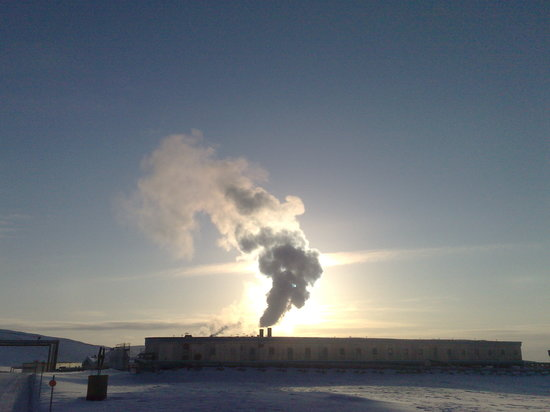 Cool weather - Review of Thule Air Base, Qaanaaq, Greenland