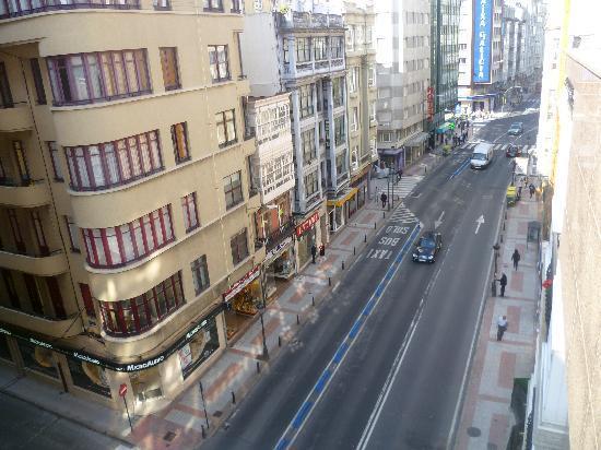 Hotel Nido: Vistas desde la terraza