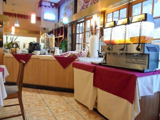 Arcadia hotel pretoria afrique du sud voir les tarifs for Salle a manger johannesburg