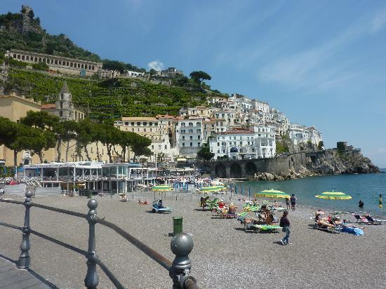 Latt' e Liett': Amalfi