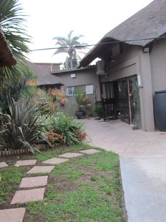 African Tribes Guest Lodge: outside of facility