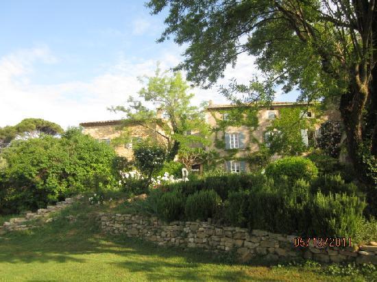 Le Mourre : villa