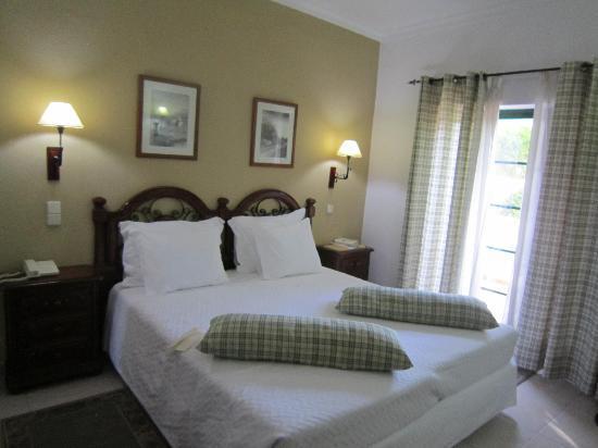 Solar de Mos Hotel: Our room