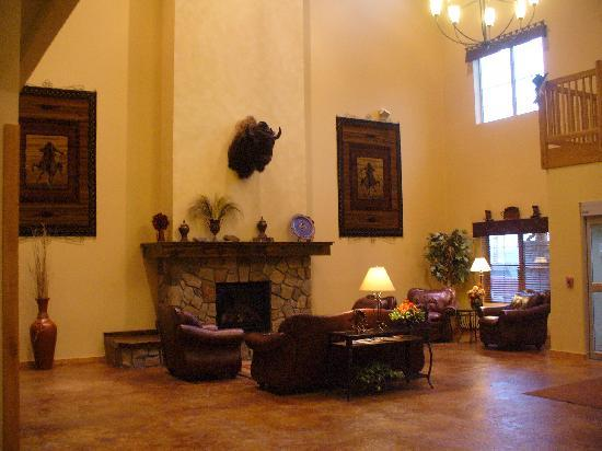 Arbuckle Lodge Gillette: lobby