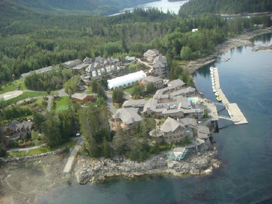 Sonora Resort: Aerial View