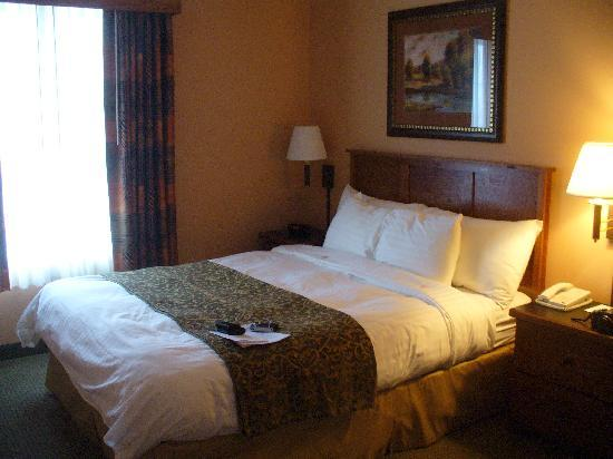 GrandStay Residential Suites Hotel Rapid City: small bedroom