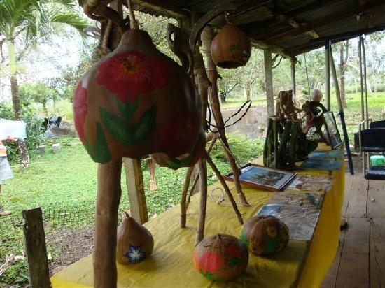 Comunidad Agroecologica Juanilama : Taller de manualidades