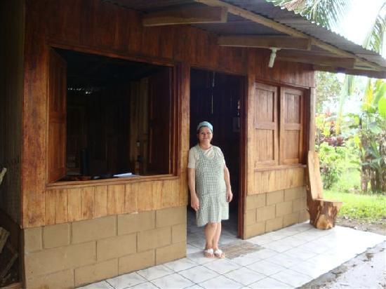 Comunidad Agroecologica Juanilama : Hospedaje