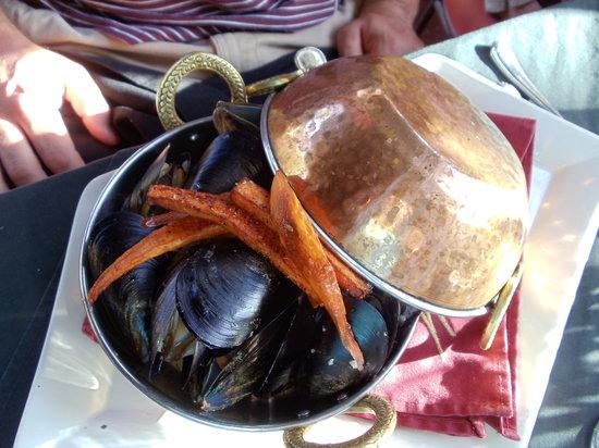 Morgan's Encore: Seafood Stew