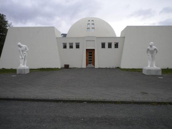 Reykjavik Art Museum Asmundarsafn: Museum