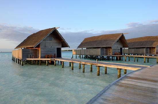 COMO Cocoa Island, The Maldives: Loft Villas Walkway
