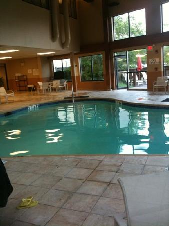 Sheraton Bucks County Hotel: indoor pool