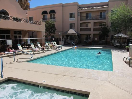 Hampton Inn & Suites Phoenix/Scottsdale: pool