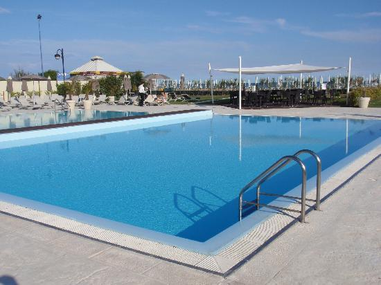 Adriatic Palace Hotel: Pool