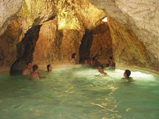 Cave Bath of Miskolctapolca: Main cave